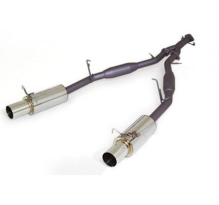 APEXi Exhaust - N1 Dual - 163-KZ01