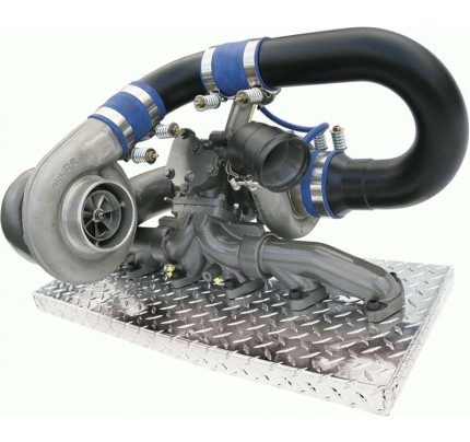 BD Diesel Super B Twin Turbo Kit