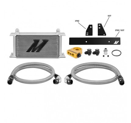 Mishimoto Oil Cooler Kit - MMOC-370Z-09T