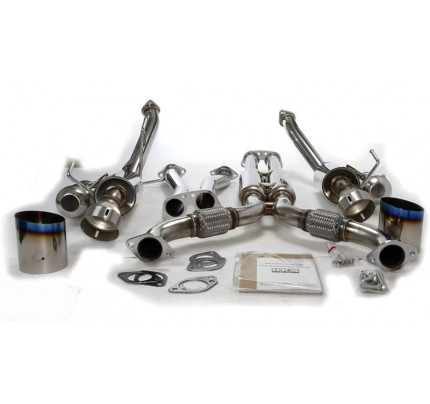 HKS Full Dual Exhaust - 32009-BN001