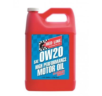Red Line Oils 0W20 Motor Oil