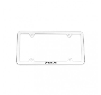 Dinan License Plates and Frames - D010-0017
