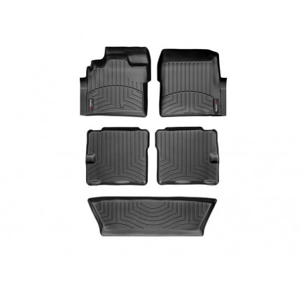 WeatherTech DigitalFit FloorLiner - 44094-1-2-3
