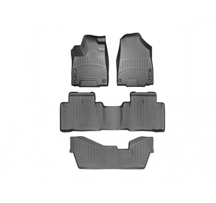 WeatherTech DigitalFit FloorLiner - 44576-1-2-3