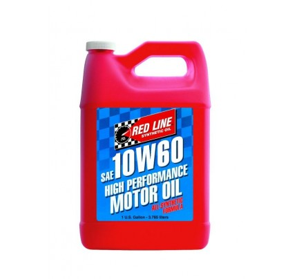 Red Line Oils 10W60 Motor Oil