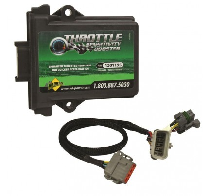BD Diesel Throttle Sensitivity Booser