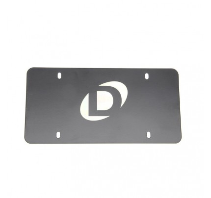 Dinan License Plates and Frames - D010-0015