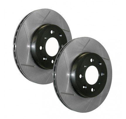 StopTech Slotted Cyro Brake Rotor
