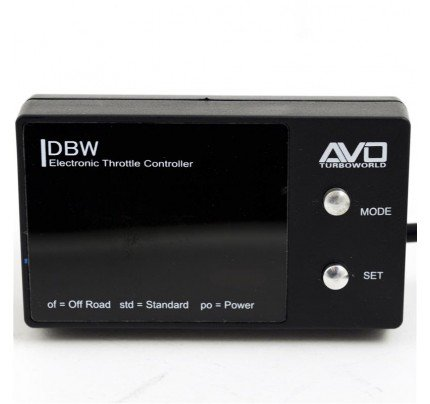 AVO Turboworld Electronics Throttle Controller