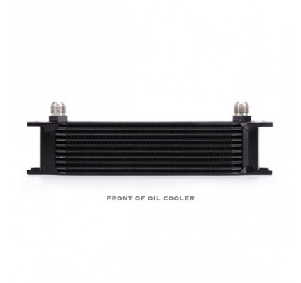 Mishimoto Oil Cooler Kit - MMOC-10BK