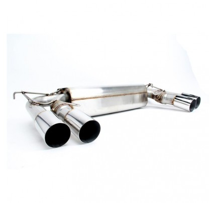 Dinan Stainless Exhaust - D660-0054