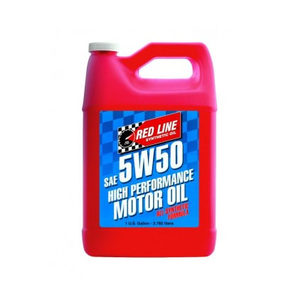 Red Line Oils 5W50 Motor Oil
