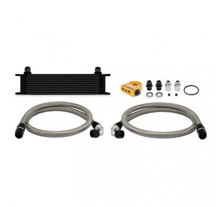 Mishimoto Oil Cooler Kit - MMOC-UTBK