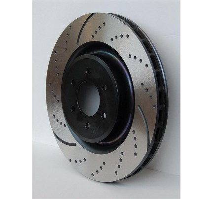 EBC Brakes Brake Rotors - 3GD Sport Rotors