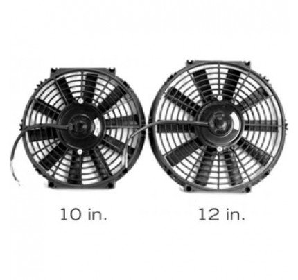 Blox Racing Mounting Kit for Electric Slim Fan