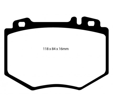 EBC Brakes Brake Pads - Ultimax