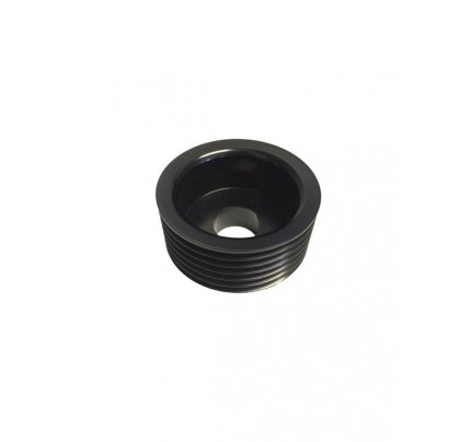 Torque Solution Lightweight Alternator Pulley