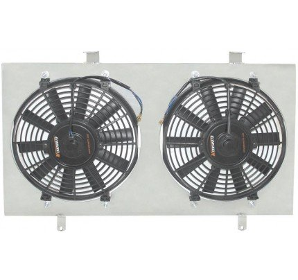 Mishimoto Radiator Fan Shroud Kit