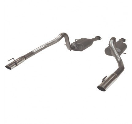 Flowmaster American Thunder Cat-Back Exhaust System - 817312