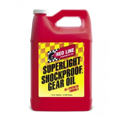 Red Line Oils SuperLight ShockProof Gear Oil