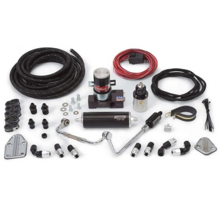 Russell Complete Carb Fuel System