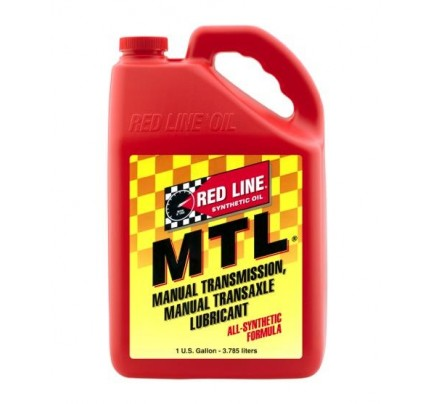 Red Line Oils MTL 70W85 GL-4