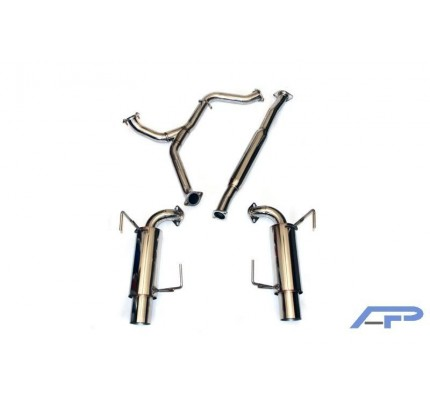 Agency Power Stainless Exhaust System