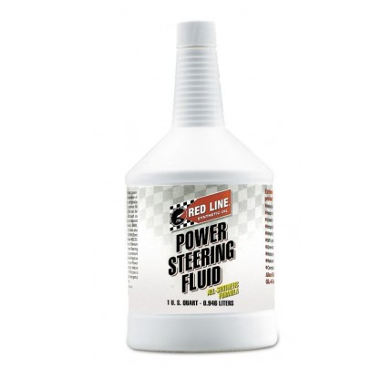 Red Line Oils Power Steering Fluid
