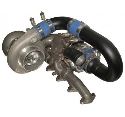 BD Diesel R700 Race Track Twin Turbo Kit