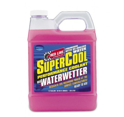 Red Line Oils SuperCool with WaterWetter