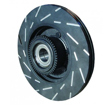 EBC Brakes Brake Rotors - USR Slotted Rotors