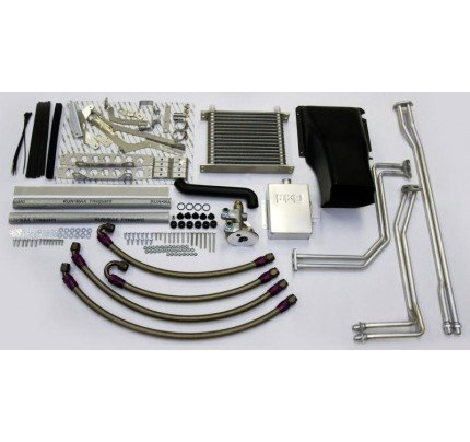 HKS Dual Clutch Transmission Cooler Kit - 27002-AN004