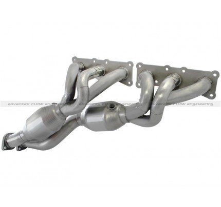 aFe Twisted Steel Header