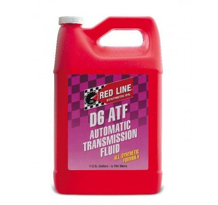 Red Line Oils D6 ATF