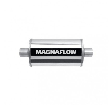 MagnaFlow Universal Polished Stainless Muffler