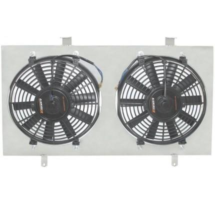 Mishimoto Radiator Fan Shroud - MMFS-NEO-01