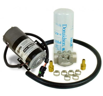 BD Diesel Remote Fuel Filter Kit