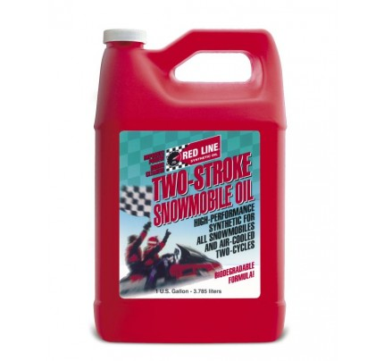 Red Line Oils Two-Cycle Snowmobile Oil