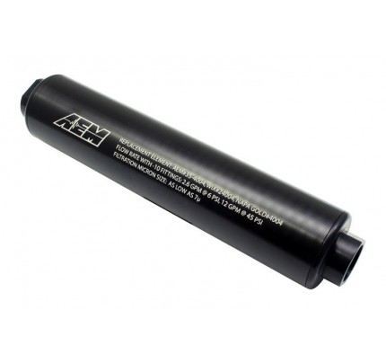AEM Electronics High Volume Fuel Filter
