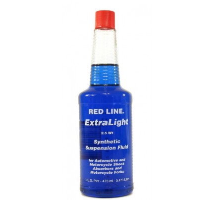 Red Line Oils ExtraLight 2.5wt Suspension Fluid