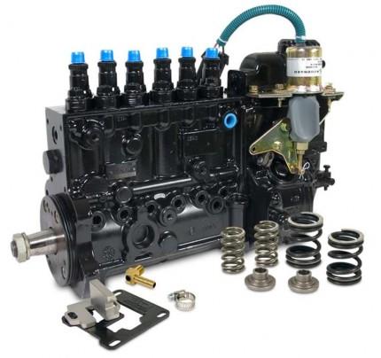 BD Diesel Fuel Stop Control Plate