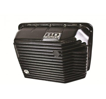 BD Diesel Heavy Duty Transmission Pan