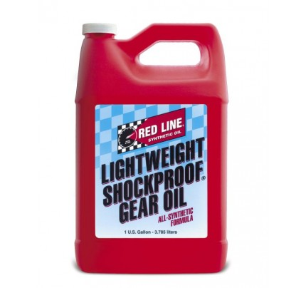Red Line Oils LightWeight ShockProof Gear Oil