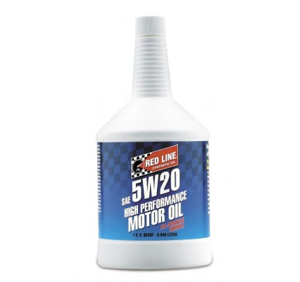 Red Line Oils 5W20 Motor Oil
