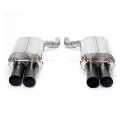 Dinan Stainless Exhaust - D660-0017-BLK