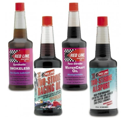 Red Line Oils Two-Cycle Alcohol Oil