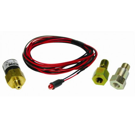 BD Diesel Low Fuel Pressure Amber LED Alarm Kit