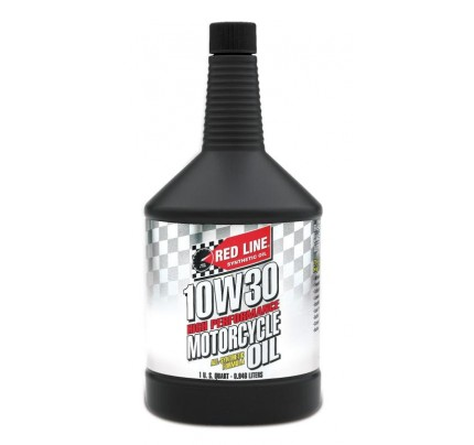 Red Line Oils 10W30 Motorcycle Oil