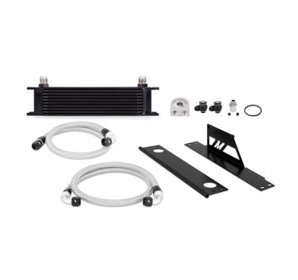 Mishimoto Oil Cooler Kit - MMOC-WRX-01BK