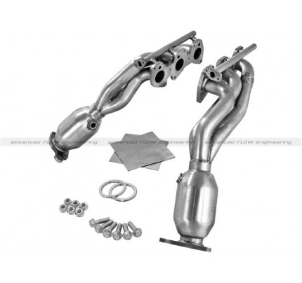 aFe Twisted Steel Headers